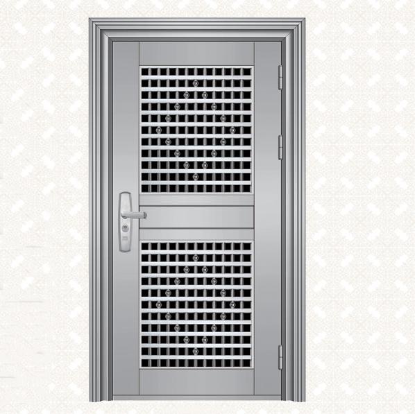 093S-4A不锈钢板单门