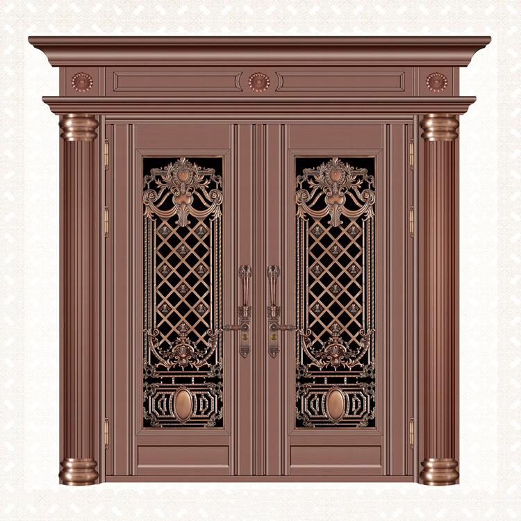 5062-8咖啡金拉丝板13皇冠头1罗马柱
