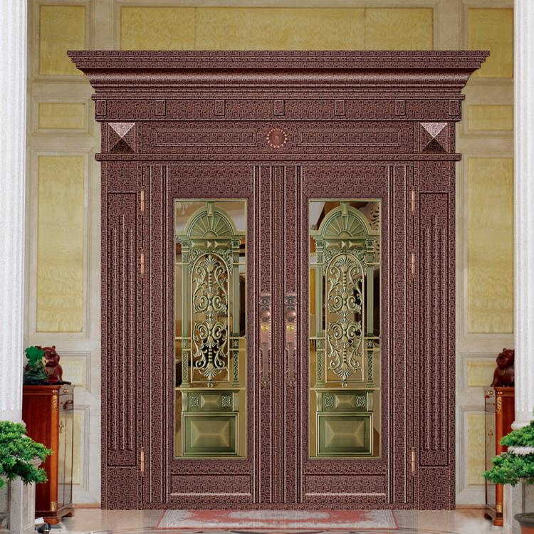 5059-8红古铜整齐自由纹板9皇冠头3罗马柱