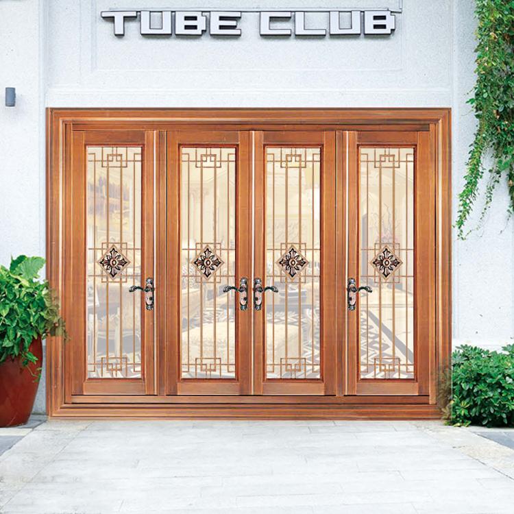四开入户铜门 8350