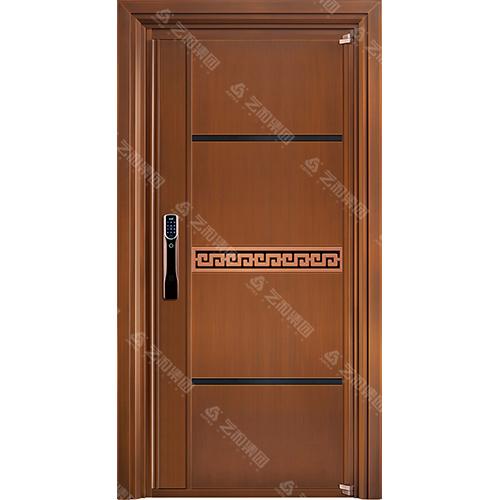 高级钢铜门5309