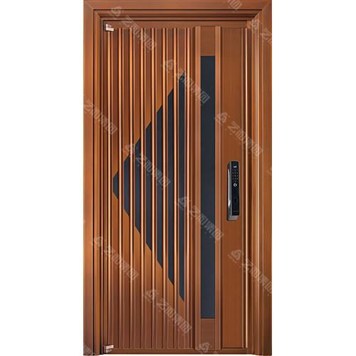 高级钢铜门5310