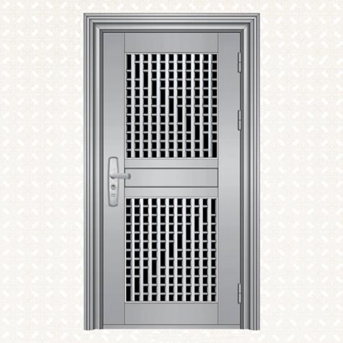 不锈钢板单门286-2
