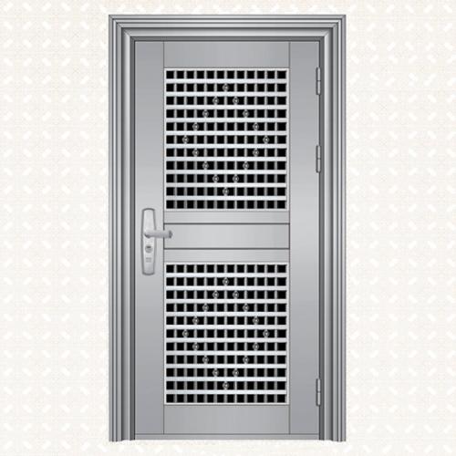 不锈钢板单门093-2