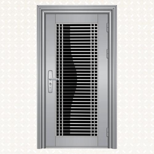 不锈钢板单门114-1