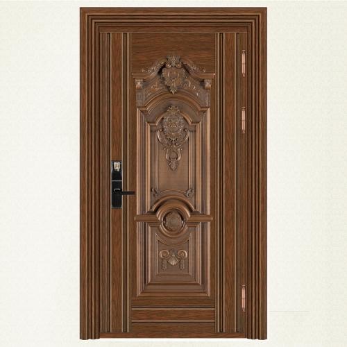 755-7B木纹2色单门