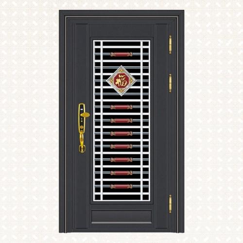 597-4喷砂黑板单门