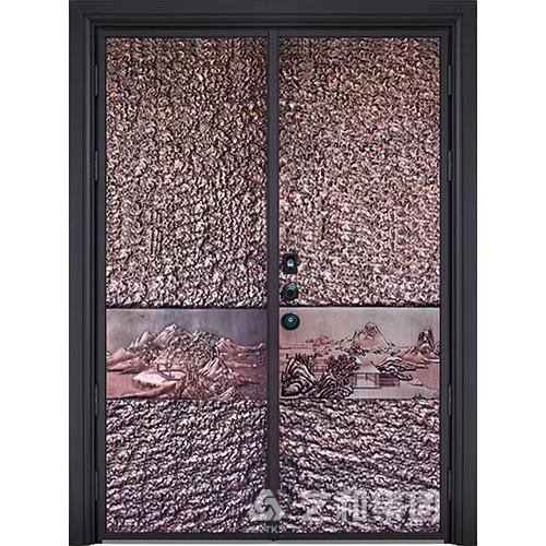 铸铝装甲门系列 7013
