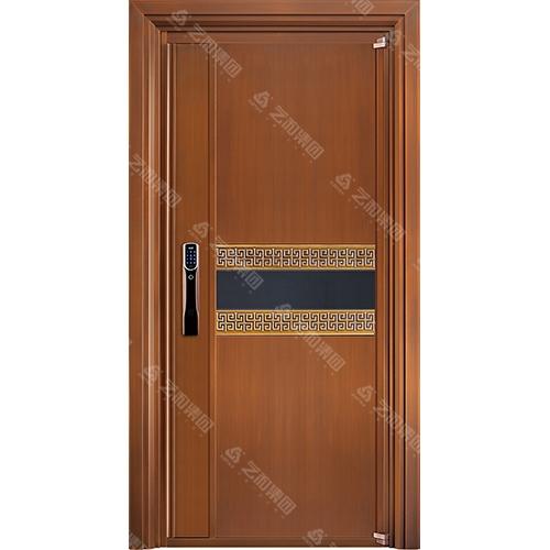 高级钢铜门5308