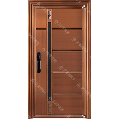 高级钢铜门5311