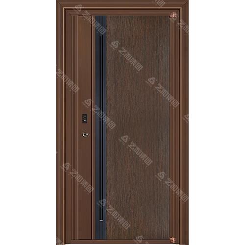 高级钢铜门5317