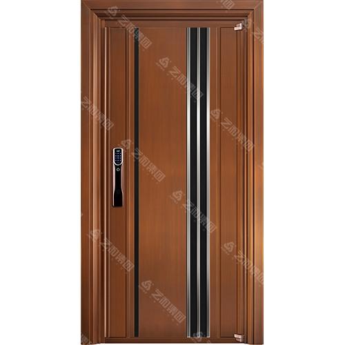 高级钢铜门5318