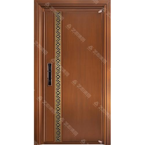 高级钢铜门5319