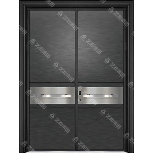 精雕装甲门系列7099(双开门)