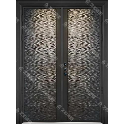 铸铝装甲门系列 7131