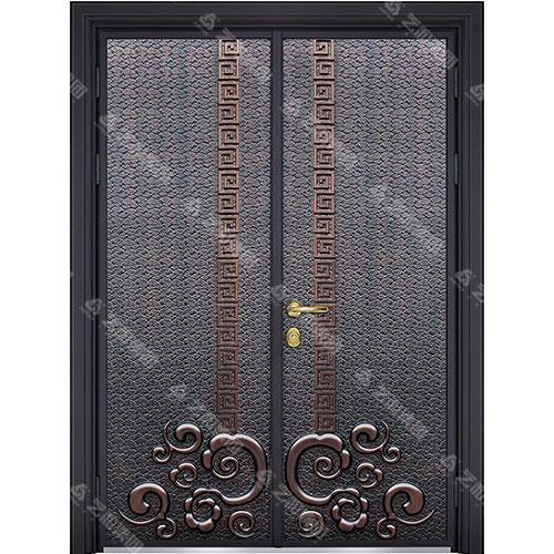 铸铝装甲门系列 7112