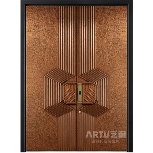 铜装甲门7259